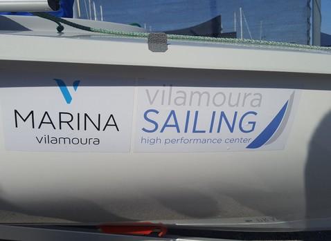 Marina de Vilamoura inaugura Centro para Vela